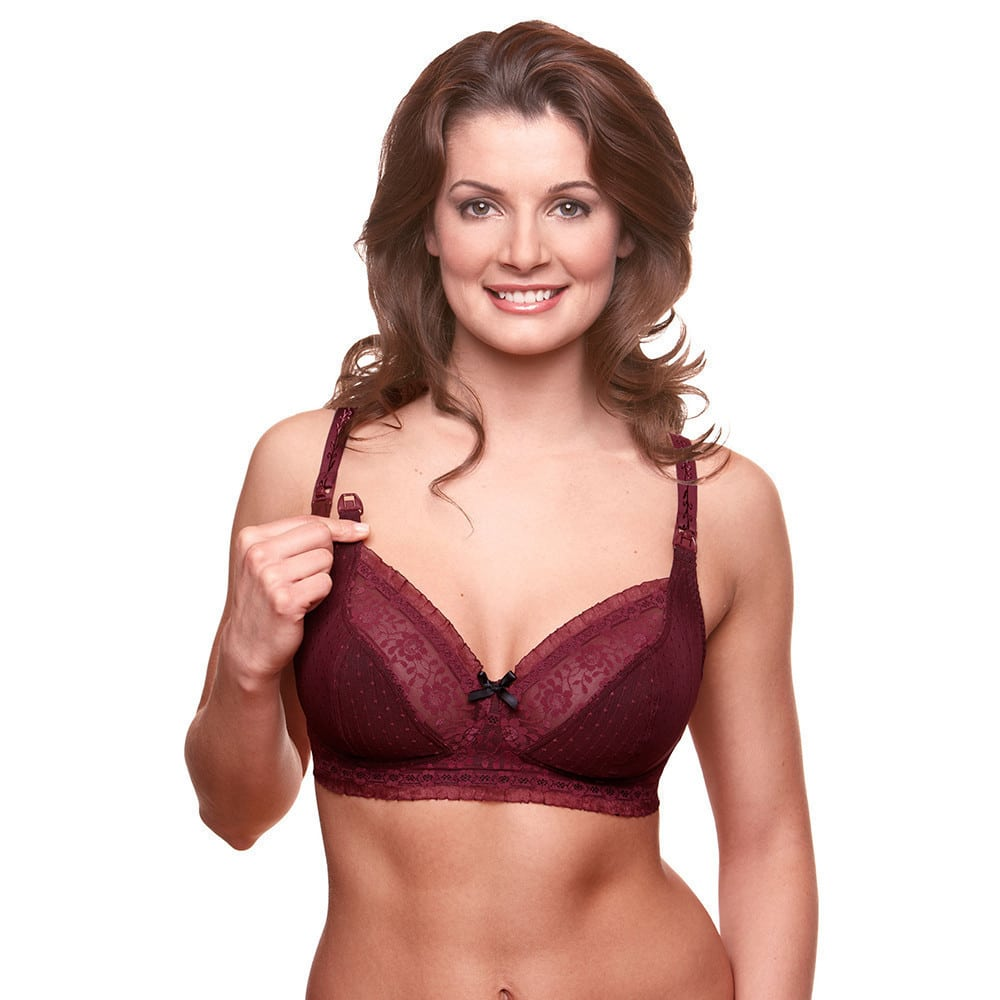 727a2de47f Bravado. Sublime Nursing Bra Black Cherry