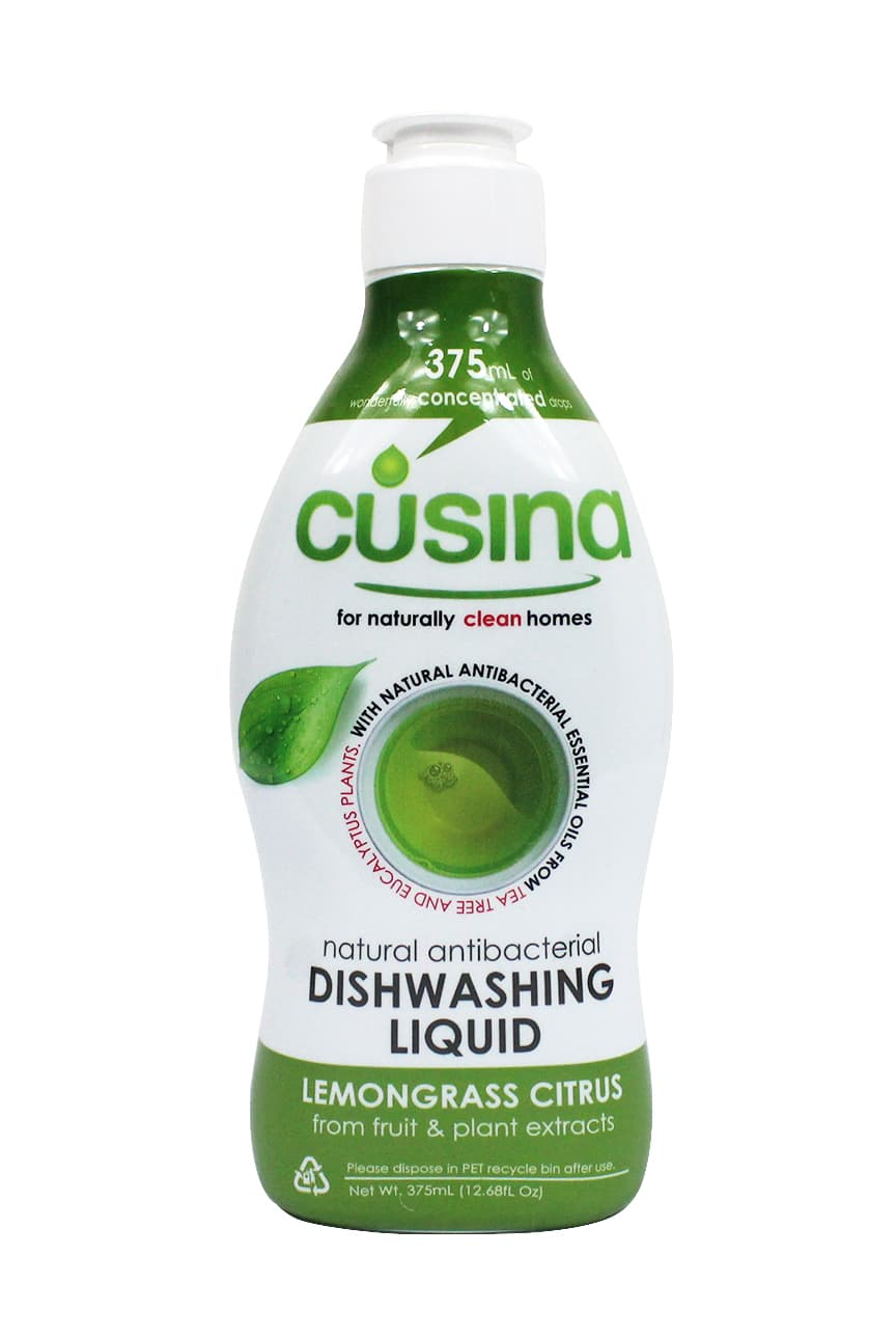 Cusina Dishwashing Liquid Lemongrass Citrus Babymama