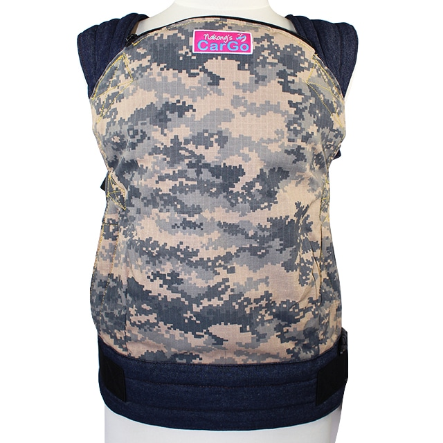 Nanay At Ako Nakong S Cargo Ssc Baby Carrier Camouflage