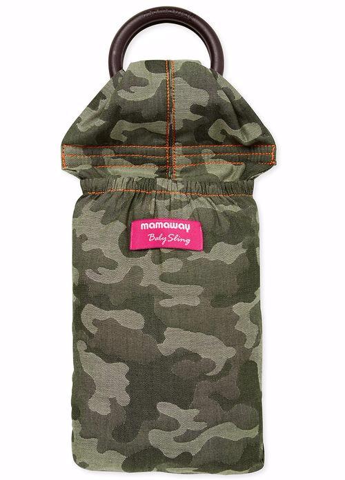 Mamaway Hugaroo Ring Sling Camouflage