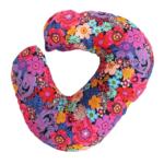 babi pillow floral spread