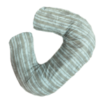 babi pillow pairsley stripes