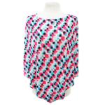Next9 Nursing Poncho - Colorful Tops