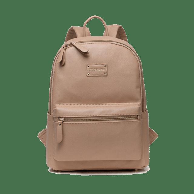 Colorland Backpack Fashion Baby Diaper Bag Khaki Babymama