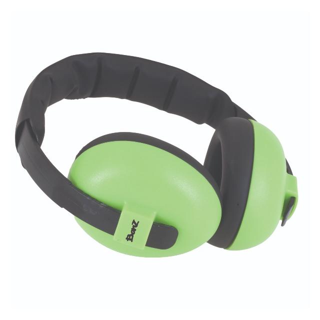 59ba147c10d Banz Earmuffs Baby - Green - Babymama