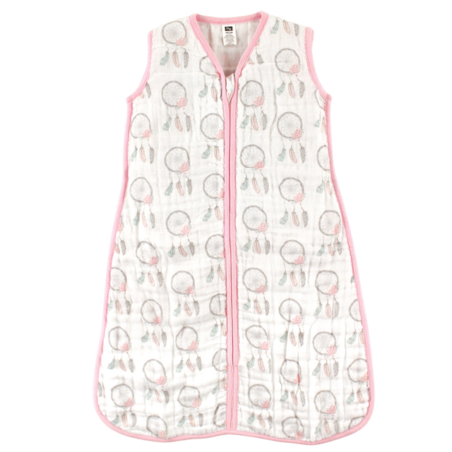huge selection of bf067 c0143 Hudson Baby Muslin Sleeping Bag - Dreamcatcher
