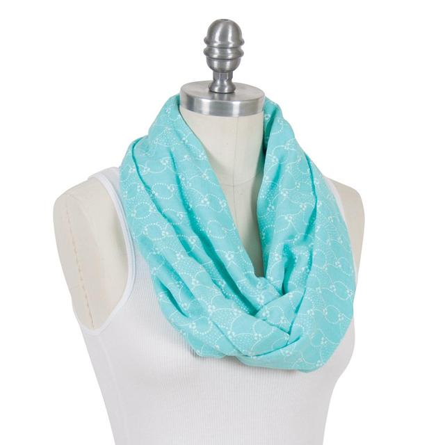 Bebe Au Lait Nursing Infinity Scarf Cover Cotton Breastfeed Bijou