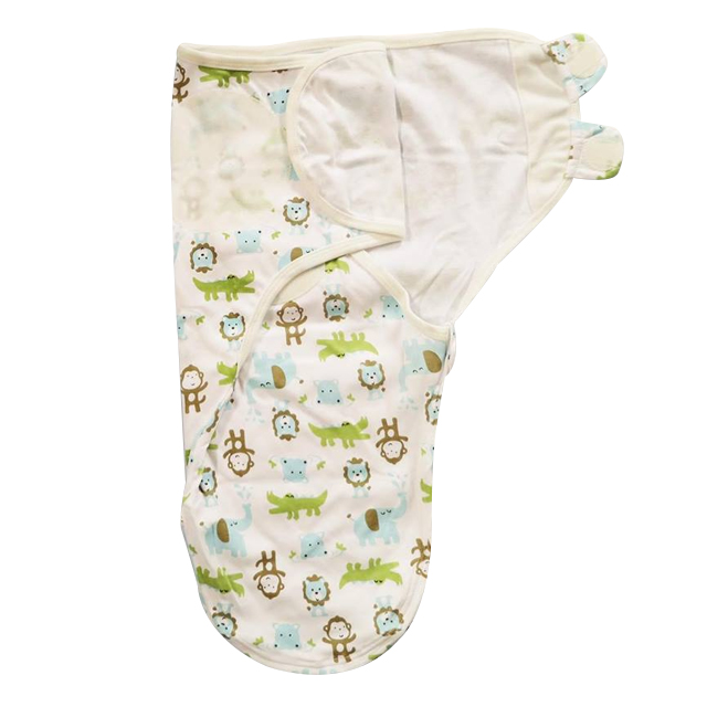 Best Baby Swaddle Blanket And Infant Wrap Gators Green Small Med