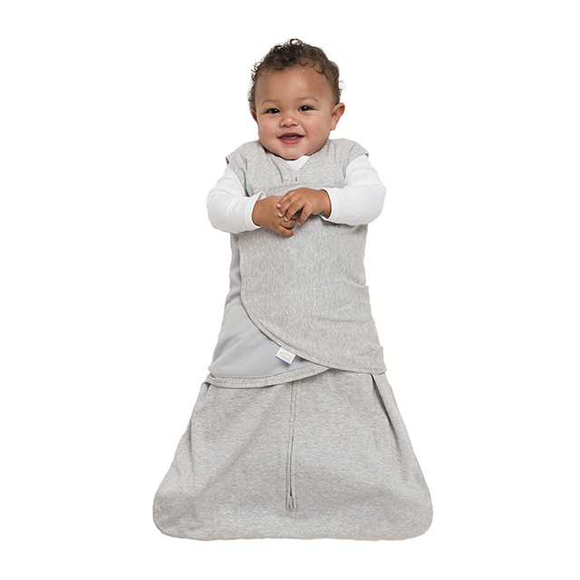 buy online 9cdaa 5f54a Halo Sleepsack Swaddle - Heather Gray Newborn