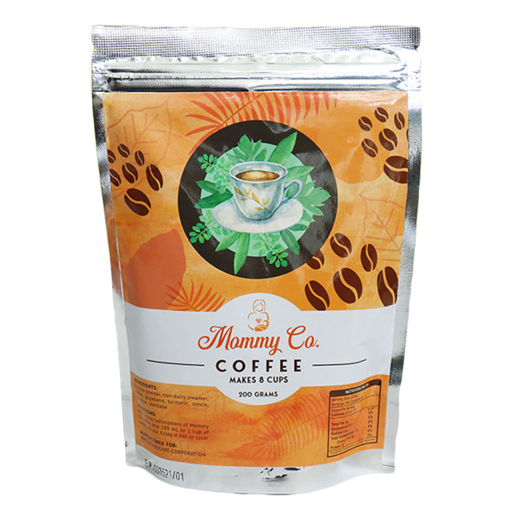 Mommy Co  Coffee 200g - Makes 8 cups